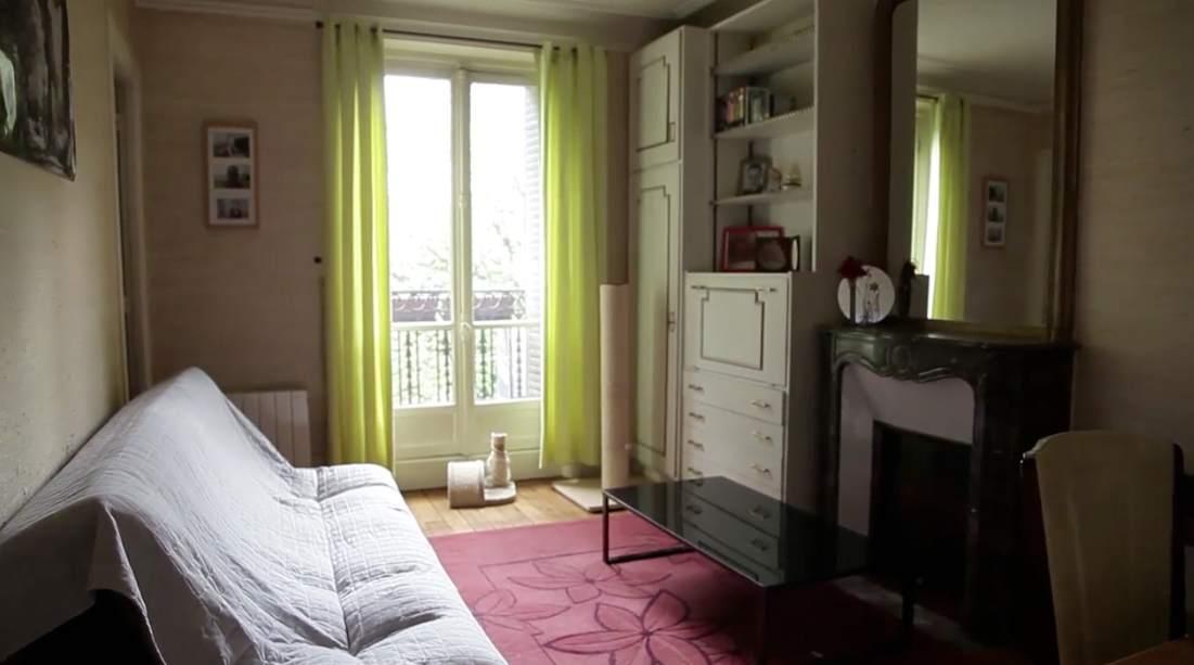Achat-Vente-3 pièces-Ile-De-France-PARIS-Paris 20ème
