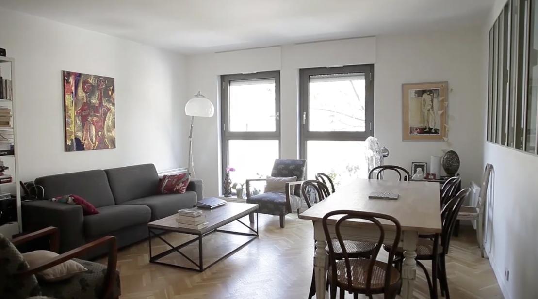 Achat-Vente-2 pièces-Ile-De-France-PARIS-Paris 20ème