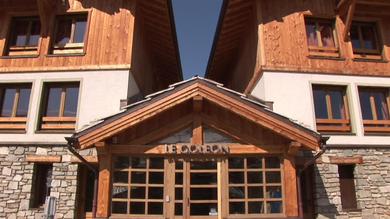 Location-vacance-Résidence de tourisme-Rhône-Alpes-ISERE-Les-Deux-Alpes