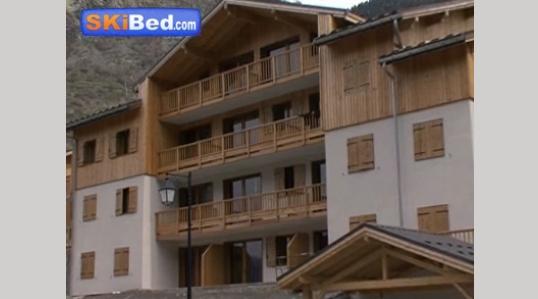 Location-vacance-Résidence de tourisme-Rhône-Alpes-SAVOIE-ORELLE